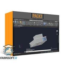 دانلود PacktPub Create Photorealistic House from Scratch to end in AutoCAD